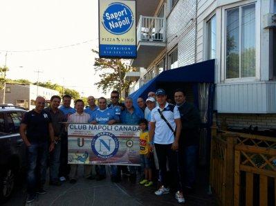 club Napoli Montreal