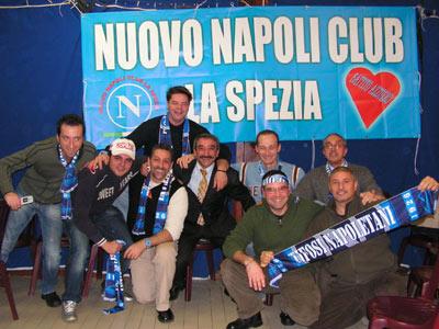 Club Napoli La Spezia