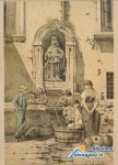 Mezzocannone, Fontana-stampa